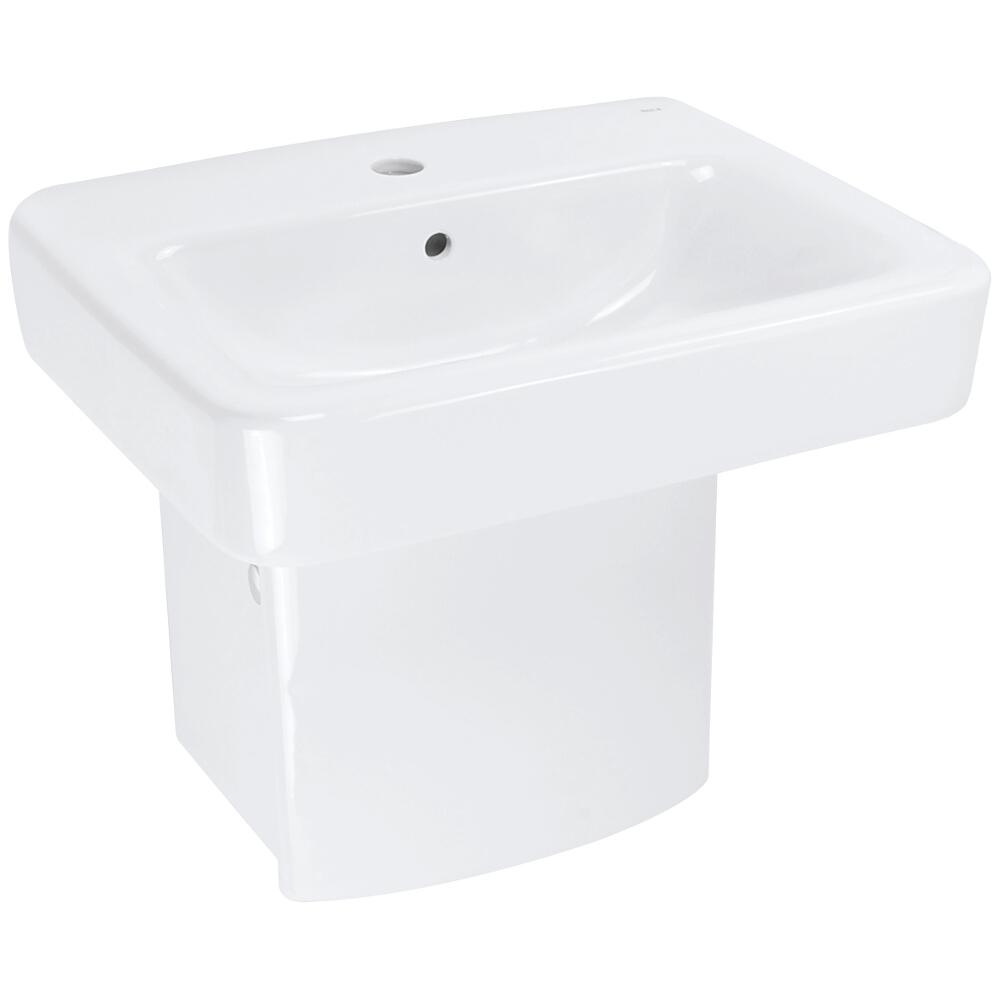 Umywalka wisz ca dama senso compacto square 60x47 5cm - Roca dama senso compacto ...