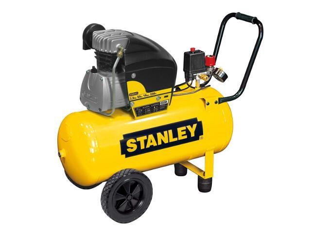 Kompresor elektryczny olejowy 50l, 10bar, 2,5KM Stanley