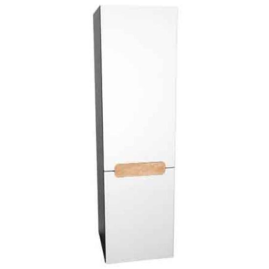 Słupek łazienkowy SB-350 CLASSIC prawy biały/brzoza X000000310 Ravak