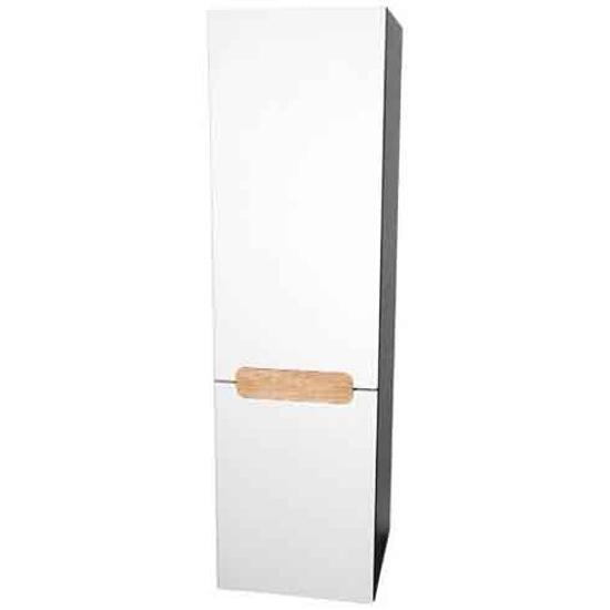 Słupek łazienkowy SB-350 CLASSIC lewy biały/brzoza X000000311 Ravak