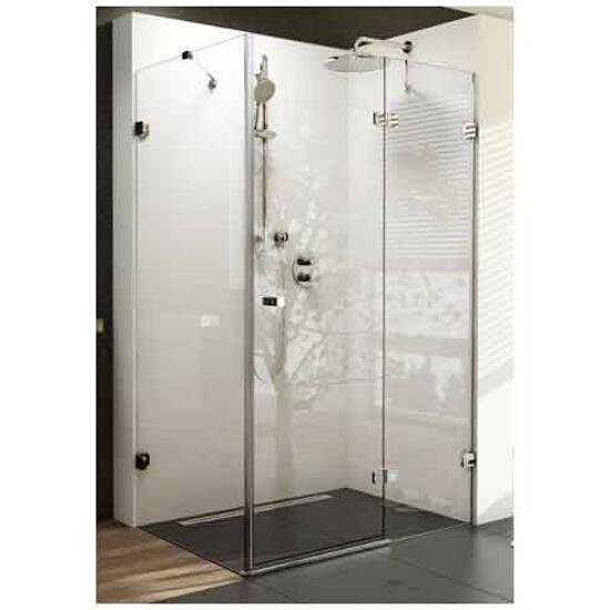 Elementy szklane kabiny prysznicowej BRILLIANT BSDPS-120/80 prawej 0UPG4A00Z1 Ravak