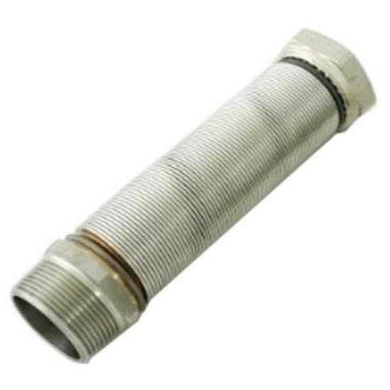 """Wąż elastyczny instalacyjny INOXESTENS 1 1/2"""" MF-FG (110-210 mm) ze st. nierdz. do wody Bisan"""