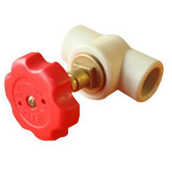 Zawór grzybkowy PP 25mm Sigma-Li