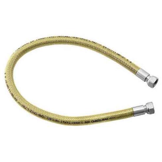 """Wąż elastyczny instalacyjny 1/2"""" 750mm gw/gw Ferro"""