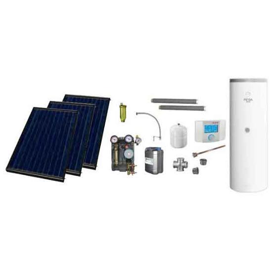 Zestaw solarny SIRIUS 300 Nibe-Biawar