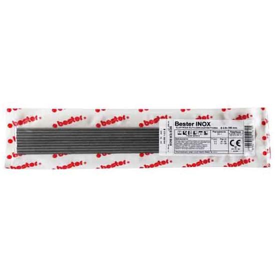 Elektroda nierdzewna INOX 2,5x350mm 10szt Bester