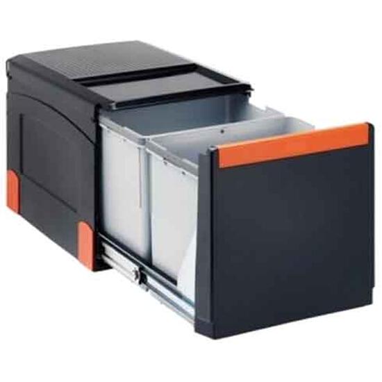Sortownik do odpadów Cube 41 wysuwany automatycznie 134.0055.273 Franke