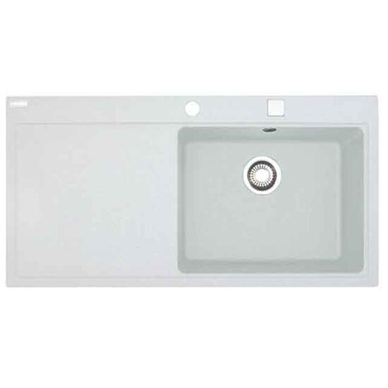 Zlewozmywak Mythos MTG 611 1000x515mm biały komora z prawej 114.0158.631 Franke