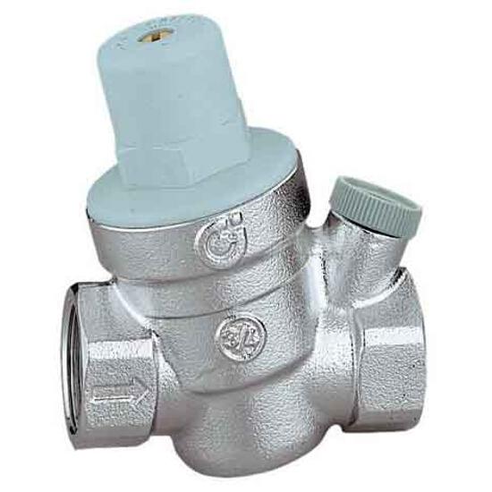 """Reduktor ciśnienia z przyłączem manometru 3/4"""" gw/gw Caleffi"""