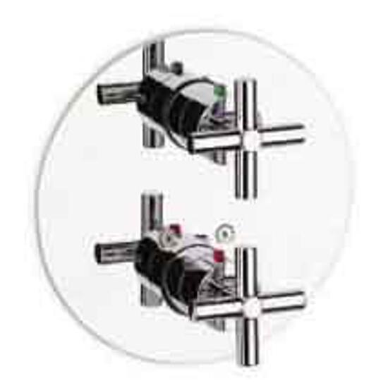 Bateria natryskowa Loft Podtynkowa-natryskowa z termostatem A5A0743C00 Roca