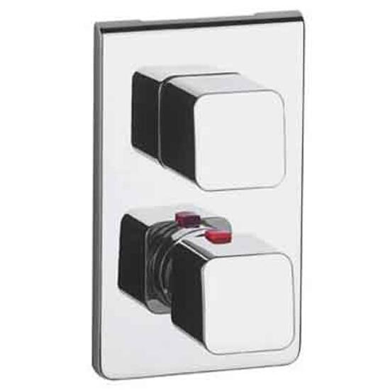 Bateria natryskowa Thesis podtynkowa z termostatem A5A2850C00 Roca
