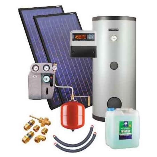 Zestaw solarny KSH-2.0 ZSH-2/250.H Kospel