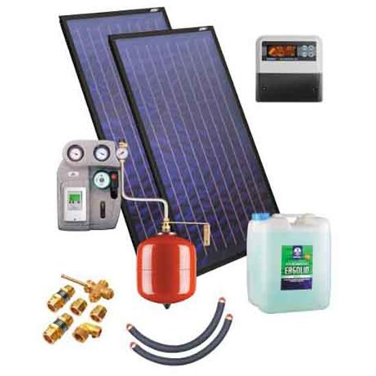 Zestaw solarny KSH-2.0 ZSH-2.H Kospel