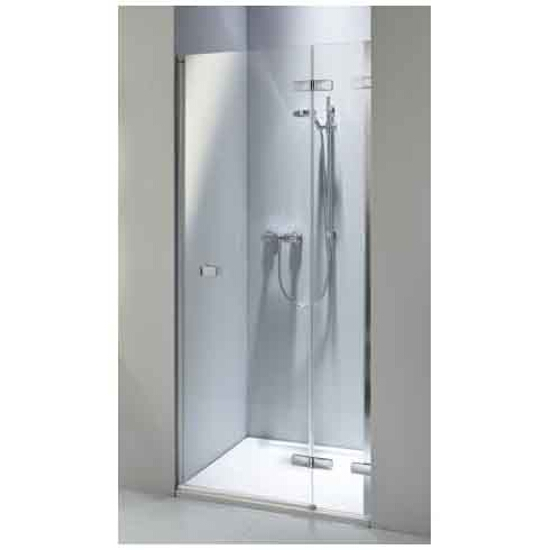 Drzwi prysznicowe NEXT wnękowe skrzydłowe 120cm prawostronne Reflex HDRF12222003R Koło