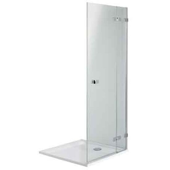 Drzwi prysznicowe NEXT skrzydłowe 90cm prawostronne Reflex HDSF90222003R Koło