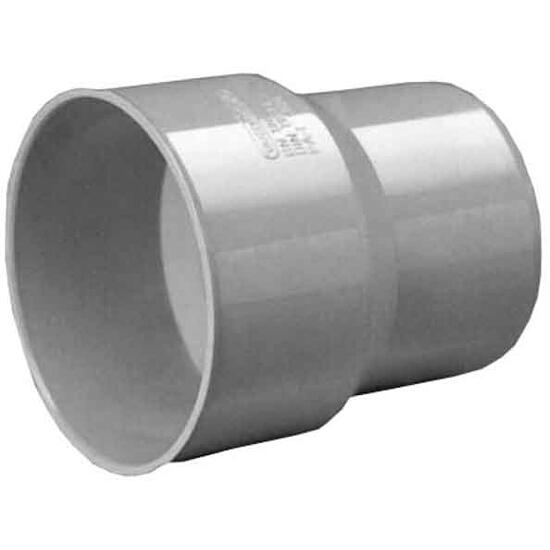 Złączka PVC zew. 160 kielichowa PVC/żeliwo Wavin