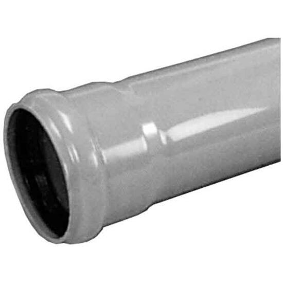 Rura kanalizacyjna wewnętrzna PP PP/HT 40x1.8x500 biała Wavin