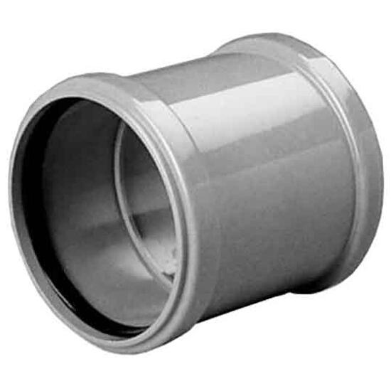 Złączka PVC zew. KL.N 200 dwukielichowa Wavin