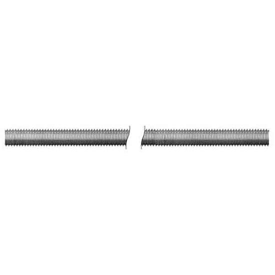 Pręt gwintowany TP M5x1000mm op.100szt. Technox