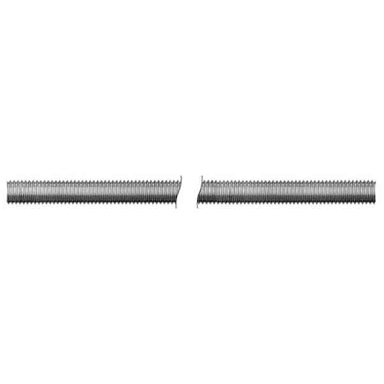 Pręt gwintowany TP M20x1000mm op.10szt. Technox