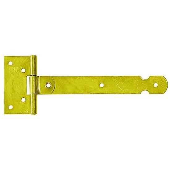 Zawias bramowy lekki przetłoczony ZBL 100 100x25x1,5mm Domax