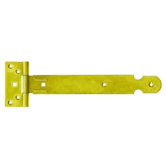 Zawias bramowy lekki przetłoczony ZBL 250 250x30x2mm Domax