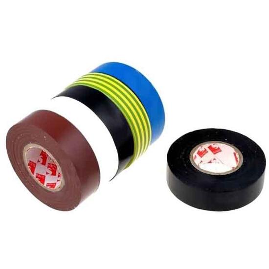 Taśma elektroinstalacyjna 15 x 10m (0,15) MIX 8szt. Elektro-Plast