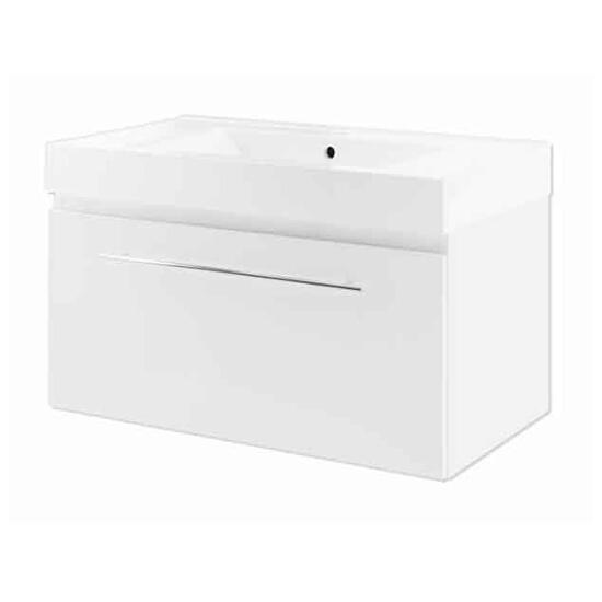 Szafka podumywalkowa DECORA 90 biały 0401-542112 Aquaform