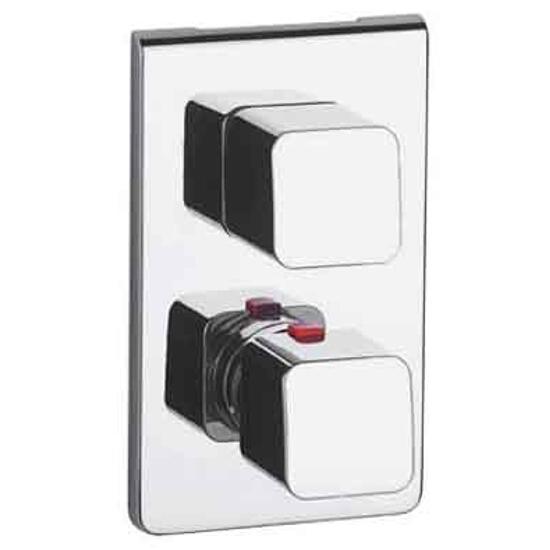 Bateria wannowa Thesis podtynkowa z termostatem A5A2950C00 Roca