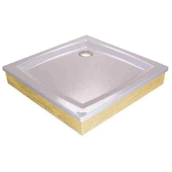 Brodzik kwadratowy PERSEUS 90 EX GALAXY biały A027701310 Ravak