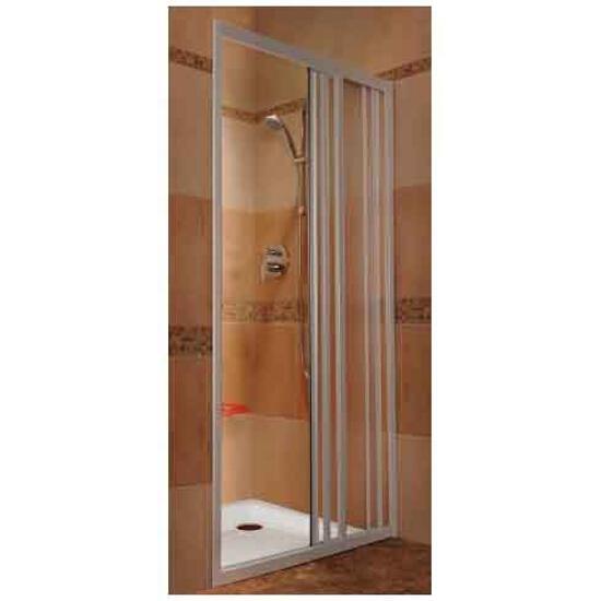 Drzwi prysznicowe SUPERNOVA ASDP3-100 profil biały, szkło grape 00VA0102ZG Ravak