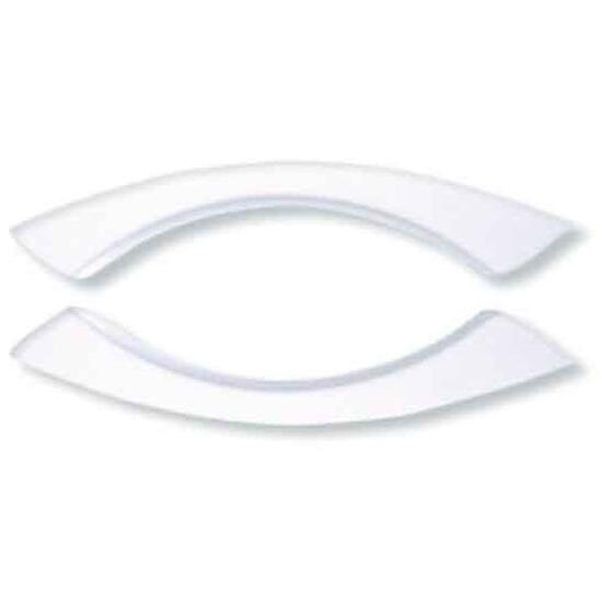Uchwyt wannowy SONATA biały 2szt B570000001 Ravak