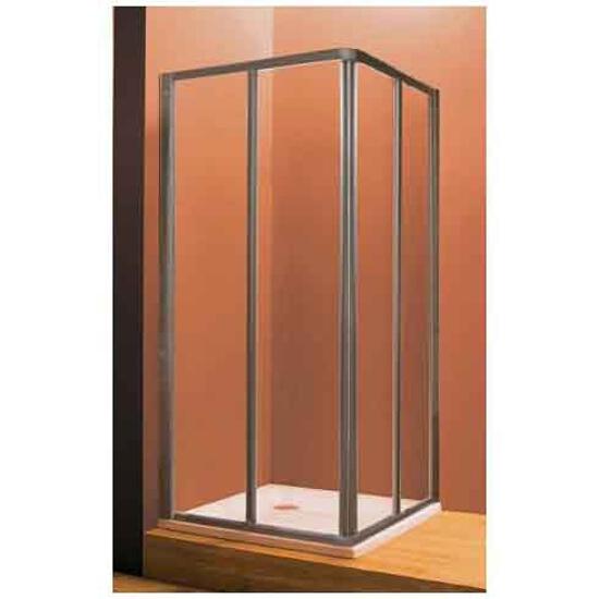 Element kabiny prysznicowej SUPERNOVA SRV2-90 S szkło transparentne 14V70U02Z1 Ravak