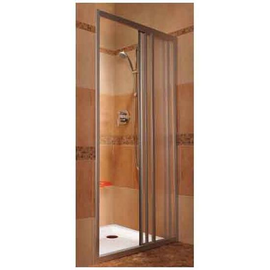 Drzwi prysznicowe SUPERNOVA ASDP3-90 profil satyna, szkło grape 00V70U02ZG Ravak