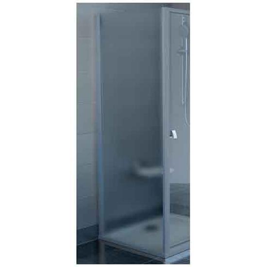 Ścianka prysznicowa boczna SUPERNOVA APSS-90 profil satyna, szkło grape 94070U02ZG Ravak