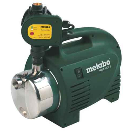Hydrofor 1300W HWA 4000 S Metabo