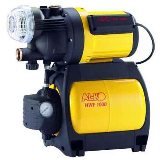 Hydrofor HWF 1000 z filtrem AL-KO