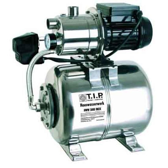 Hydrofor 550W HWW 3000 Inox T.I.P. Pumpen