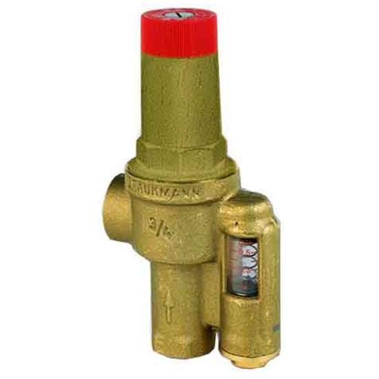 """Zawór upustowy różnicy ciśnień 3/4"""" gw. wewnętrzny DU146-3/4A Honeywell"""
