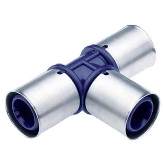 Trójnik zaciskowy 50x50x50 PPSU c/z woda PN10 TIGRIS ALUPEX Wavin