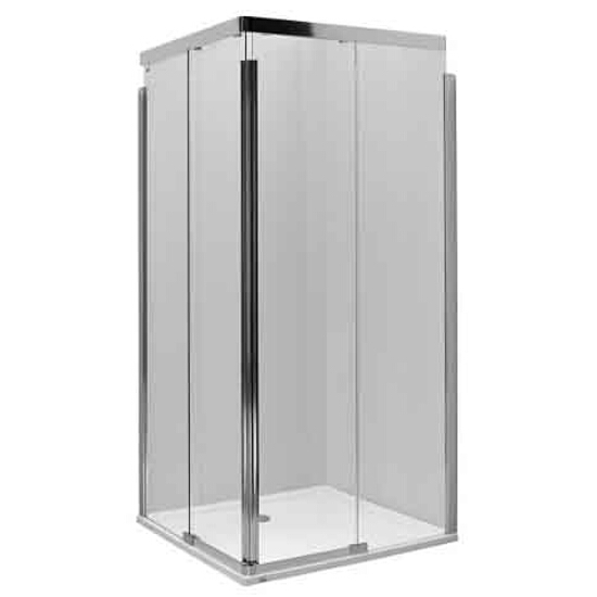 Kabina prysznicowa kwadratowa S600 90cm szkło hart. ramię lewe JKDK90222003L Koło