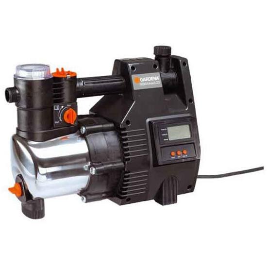 Hydrofor 1000W Premium 6000/5 inox LCD Gardena