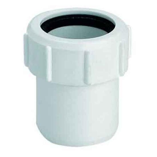 Złączka redukcyjna nakrętno-prosta 40x50mm (4050J-WH) McAlpine
