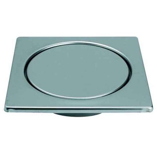 Kratka podłogowa 150x150mm stal nierdzewna (HC29-SS) McAlpine