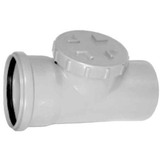 Rewizja PP 110 sanitarna popiel Instalplast-Łask