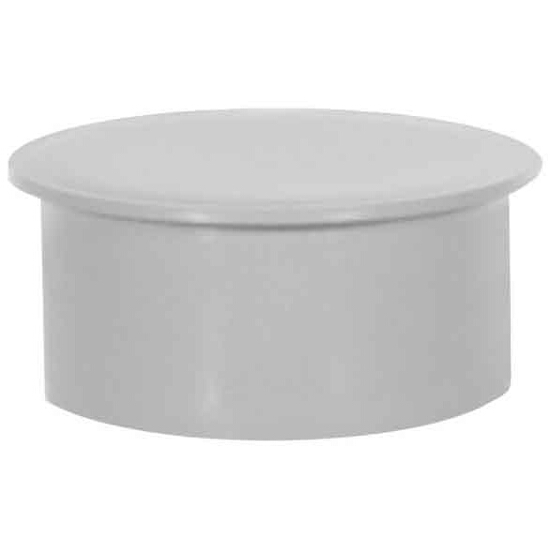 Korek PP 50 biały Instalplast-Łask