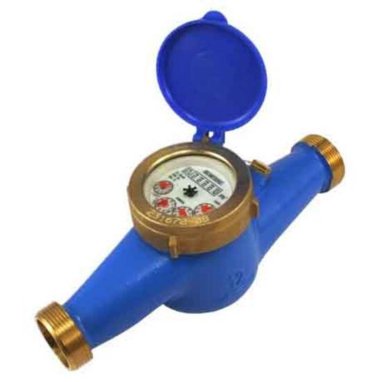 """Wodomierz GMDX Qn=3,5 1"""" AF DN25 suchobieżny wielostrumieniowy do zimnej wody BMETERS"""