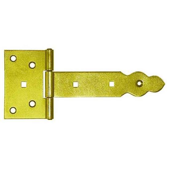Zawias ozdobny bramowy ZBO 250 250x60x90x35mm Domax