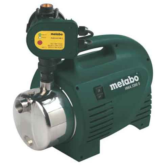 Hydrofor 1100W HWA 3300 S Metabo