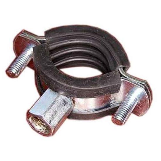 """Obejma do rur stalowa z gumową wkładką tłumiącą 28mm (na rurę 3/4"""") Benox"""